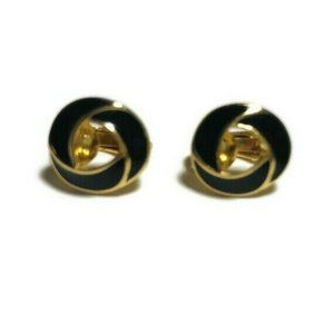 Trifari Jewelry - Vintage Trifari Gold Tone Earrings